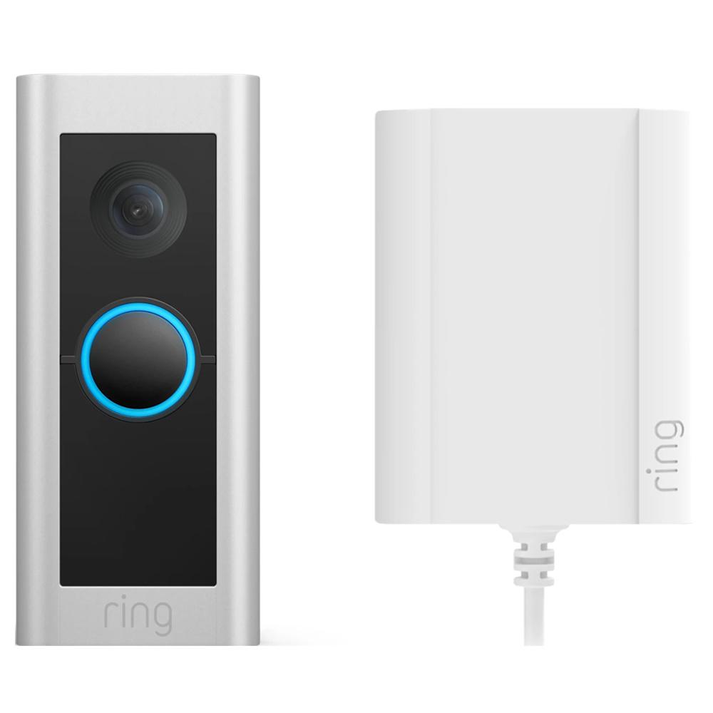 Ring Video Doorbell Pro 2 (Plug-In Adapter)