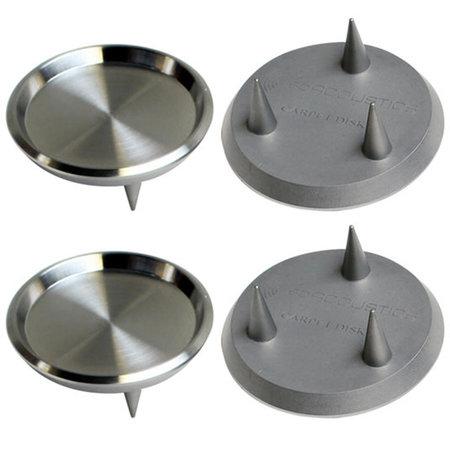 IsoAcoustics GAIA Carpet Discs (set van 4)