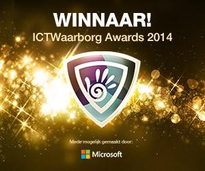 Wifimedia wint ICTWaarborg Award voor webwinkel van het jaar 2015!