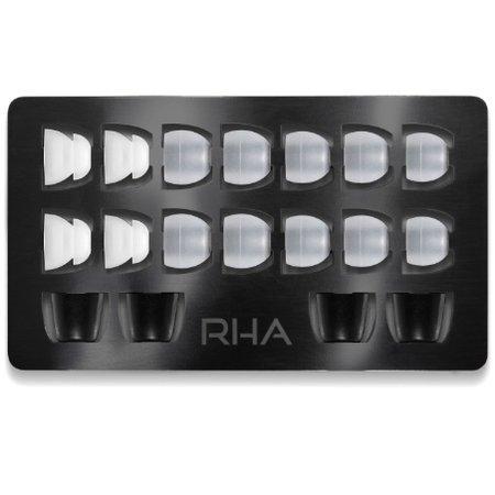 RHA T20i Zwart