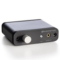D1 24-bit DAC/Headphone Amp