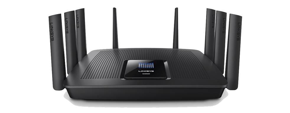 Linksys EA9500 Max-Stream AC5400 Gigabit-router
