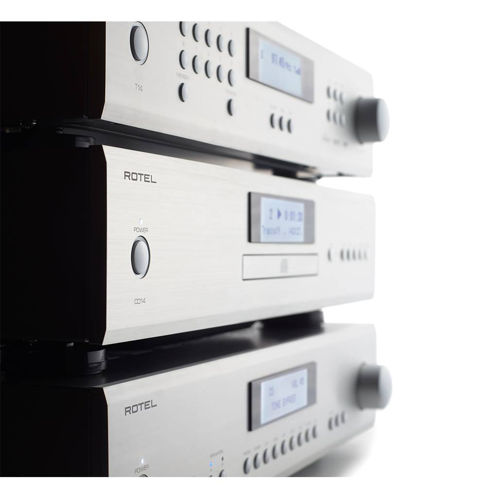 The new Rotel 14 series in stock.