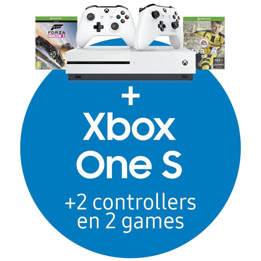 Koop een Samsung SUHD TV promotie model en ontvang een Xbox One S pakket of tot 300 euro retour!