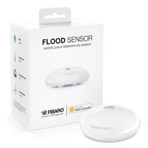 Flood Sensor works with Apple HomeKit