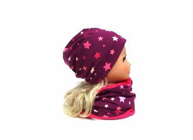 Mütze-Schal Sets