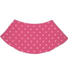 Dreieckstuch Punkte pink-rosa
