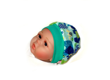 Babymützen, Babyhauben, Erstlingshauben