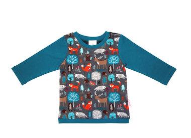 T-Shirts und Pullover