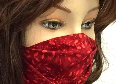 Schöne, elegante Masken