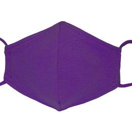 Mund-Nasen Maske, lila