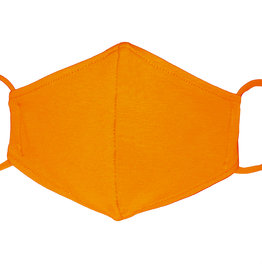 Mund-Nasen Maske, orange