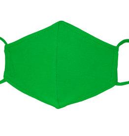 Stoffmaske, Mund-Nasen Maske, grasgrün