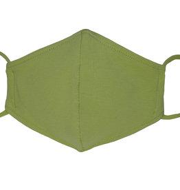 Mund-Nasen Maske, olivgrün