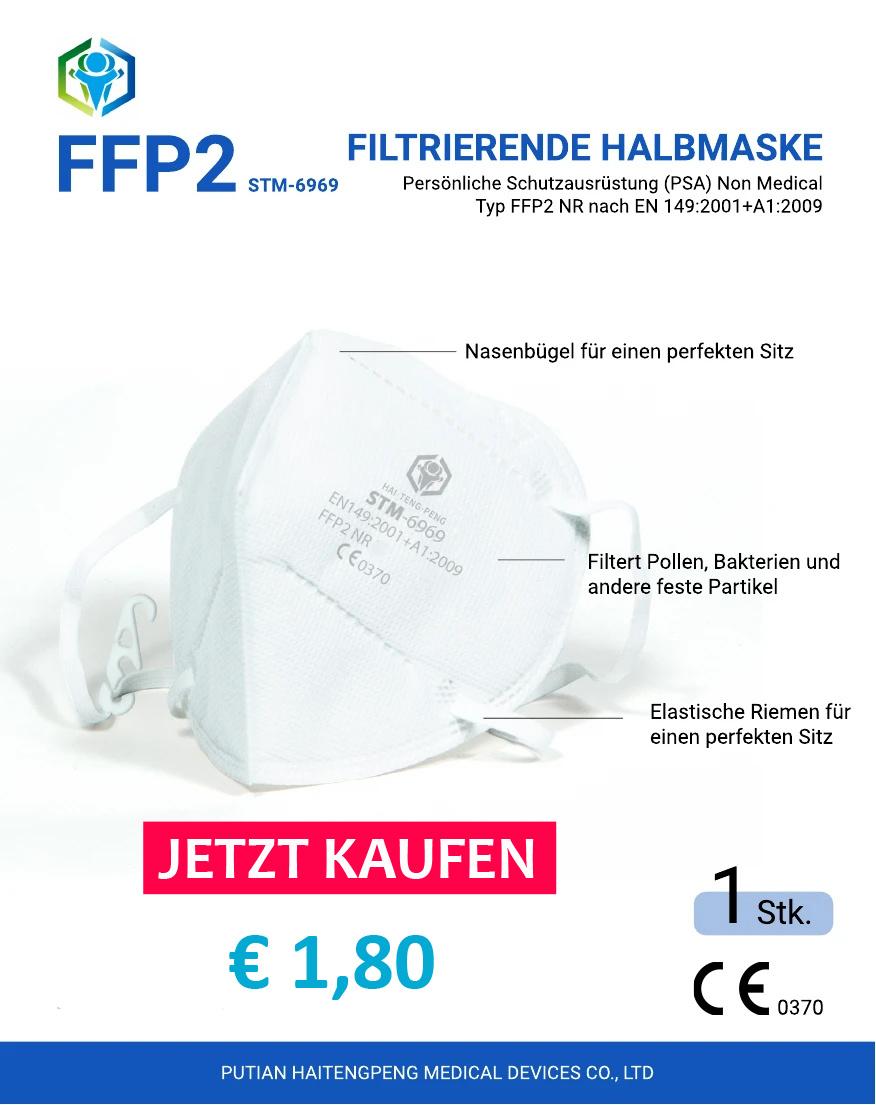 FFP2 Maske günstig kaufen