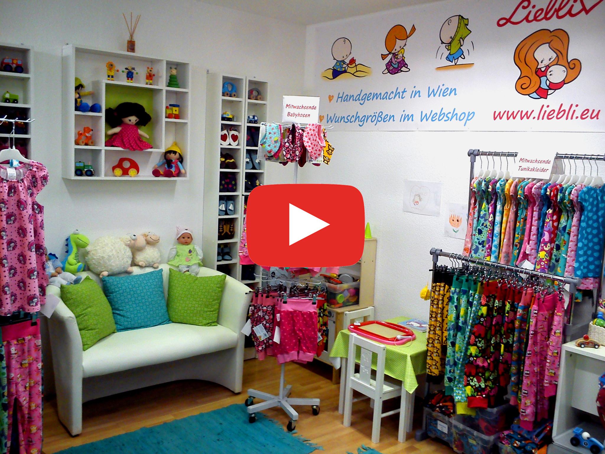 Liebli Kindermode Geschäft Baby Shop Masken Shop 1030 Wien Landstraßer Hauptstr 92
