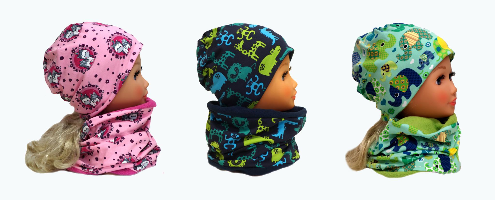 Kindermütze Beanie Mütze, Schal Loopschal, Mütze Schal set, Liebli Kindermode nachhaltige bio Babykleidung Kinderkleidung Babymode 1030 Wien Landstraße