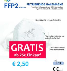 CE FFP2 Maske GRATIS ab 25 € Einkauf
