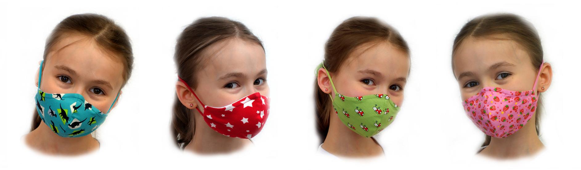Kindermasken,bunte Masken, bunte Kindermasken,Masken Kinder, Masken Stoff,schöne Stoffmasken,lustige Masken Geschaeft in Wien kaufen online bestellen,Kindermaske