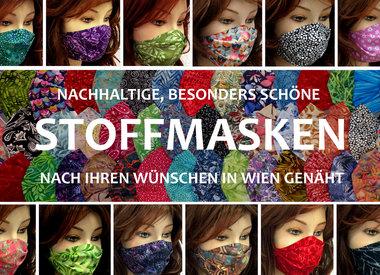 Stoffmasken, Mundschutz, MNS