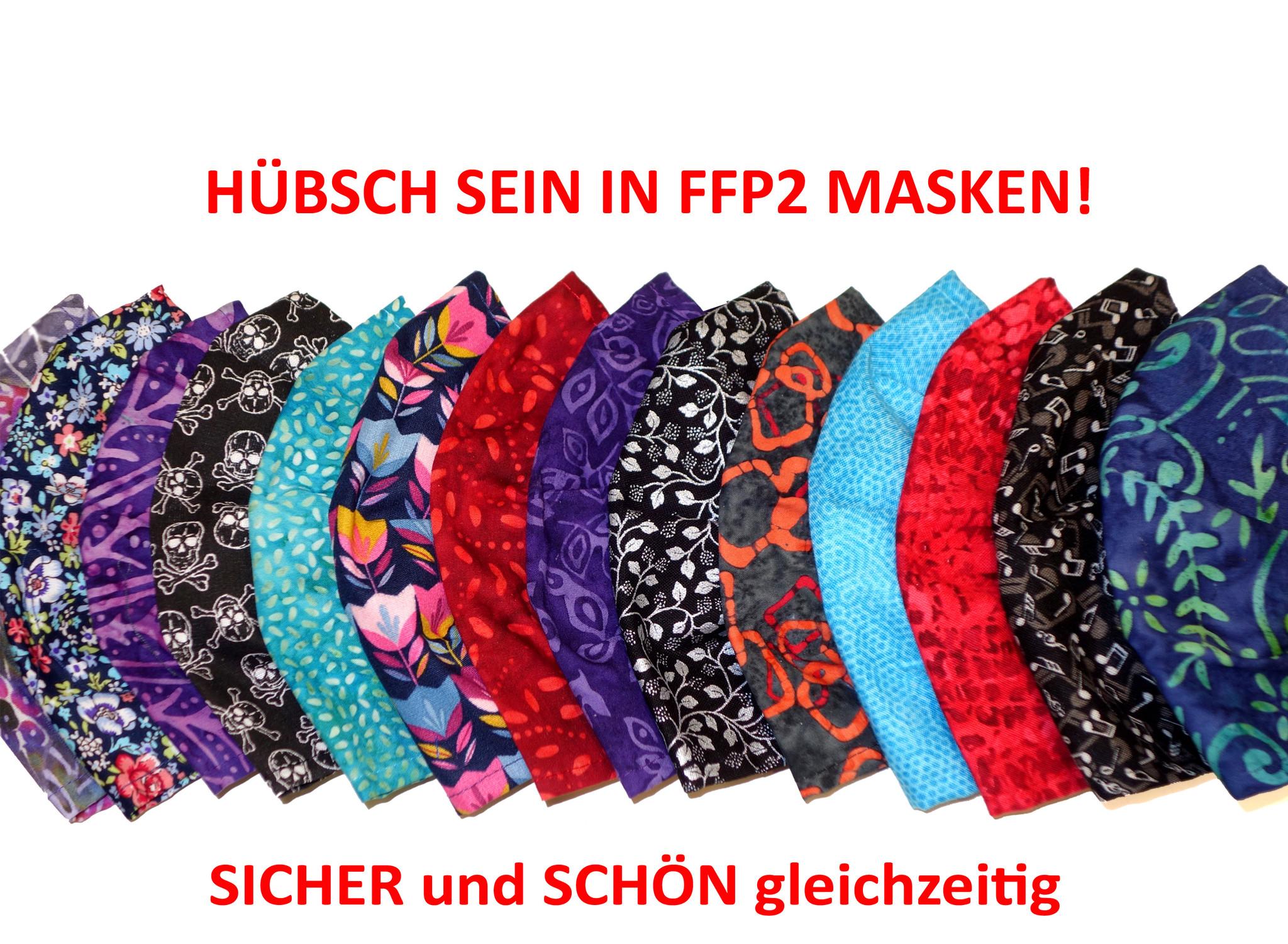gemusterte FFP2 Masken, FFP2 Masken gemustert, gemusterte FFP2 Maske, FFP2 Maske gemustert, FFP2 Cover, FFP2 Masken Cover, FFP2 Überzug, FFP2 Maske Überzug, bunte FFP2 Masken, farbige FFP2 Masken