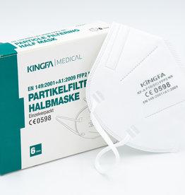 6 Stück FFP2 Maske Kingfa
