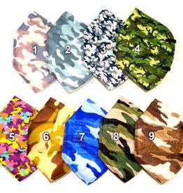 FFP2 Masken Camouflage