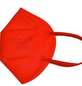 Bunte FFP2 Maske rot ab 0,75 €