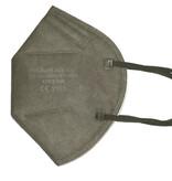 CE zertifizierte bunte FFP2 Maske grau schon ab 0,75 € B2B
