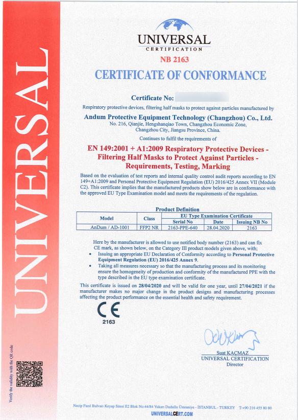 CE zertifizierte bunte FFP2 Maske pink schon ab 0,75 € B2B