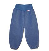 Softshell Hose für Kinder, Outdoor Hose, Regenhose dunkelblau