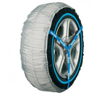 Sneeuwsok specifiek voor bandenmaat 295/45R22 model Trendy Snowsock