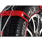 Modula-Steel-sock Sneeuwkettingen personenauto 9mm 225/45R17 - Super snelle eenvoudige montage - Modula