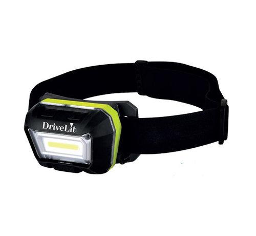 LED Hoofdlamp - Voor het monteren van sneeuwkettingen in de duisternis!
