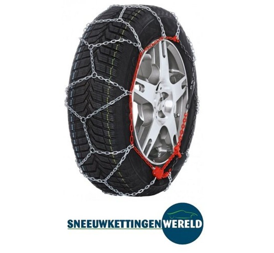 Sneeuwkettingen Pewag Nordic Star 9mm  165/80R14