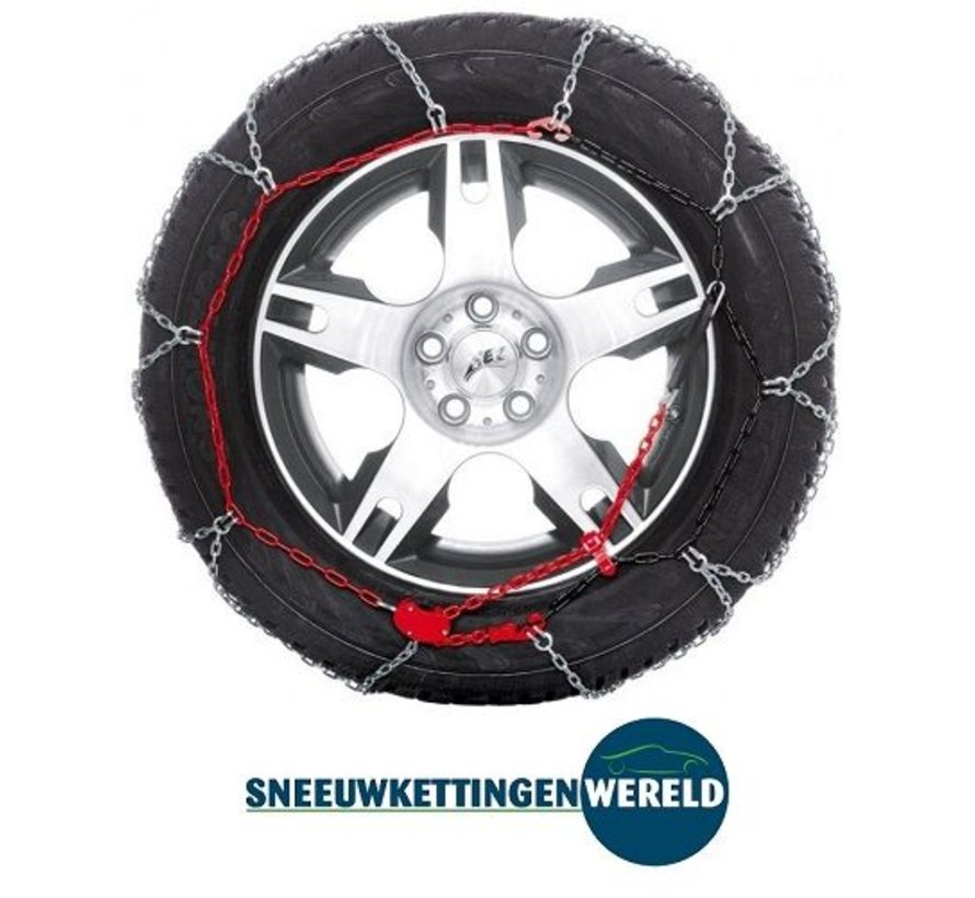 Sneeuwkettingen Pewag Nordic Star 9mm  195/60R16