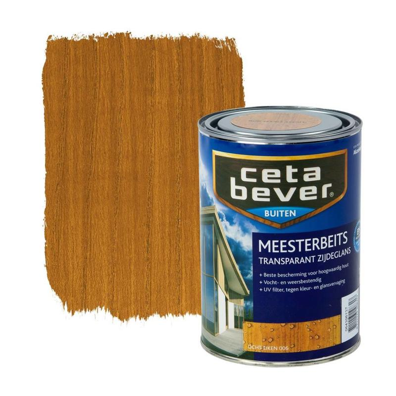 CetaBever Meesterbeits Transparant