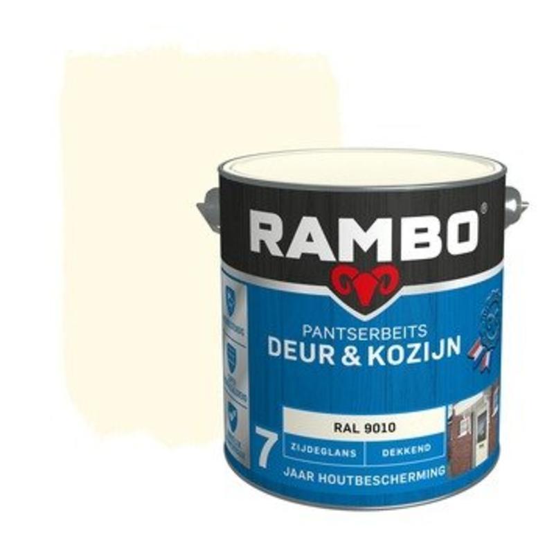 Rambo Pantserbeits Deur & Kozijn  2.5 Liter