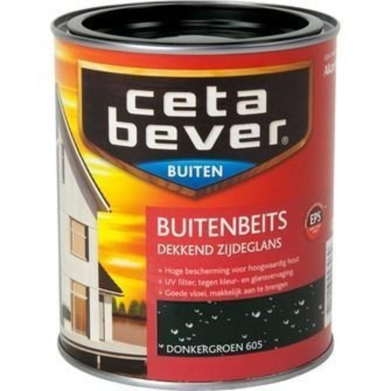 CetaBever Buitenbeits Donkergroen 605 2.5L