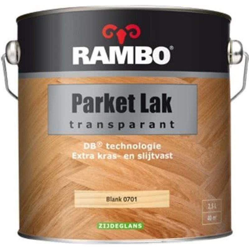 Rambo Parketlak Zijdeglans Blank