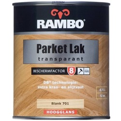 Rambo Parket Lak Blank