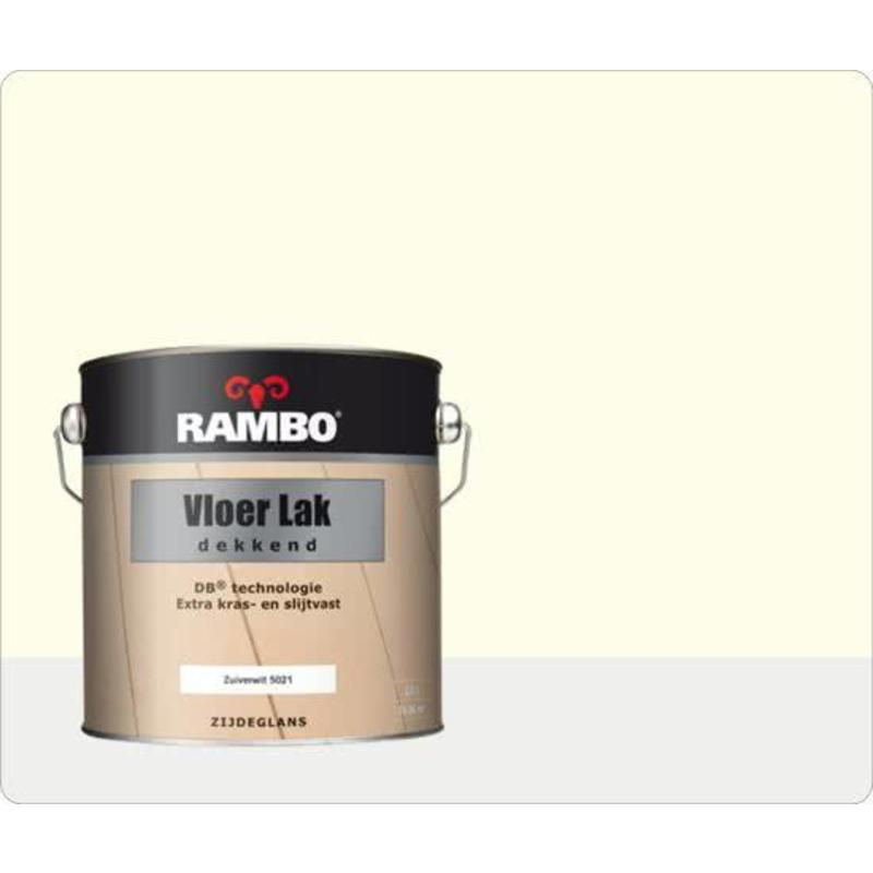 Rambo Vloerlak Dekkend 0.75 Liter