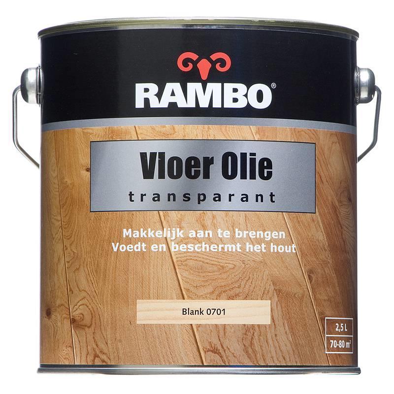 Rambo Vloer Olie Transparant