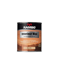 Rambo Interieur Wax
