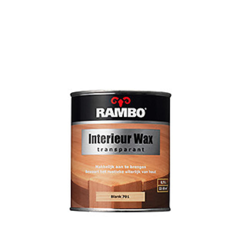 Rambo Interieur Wax Transparant