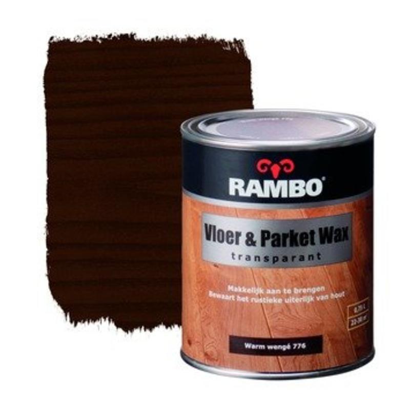 Rambo Vloer & Parket Wax Transparant