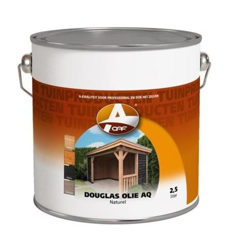 OAF Douglas Olie AQ 2.5 Liter