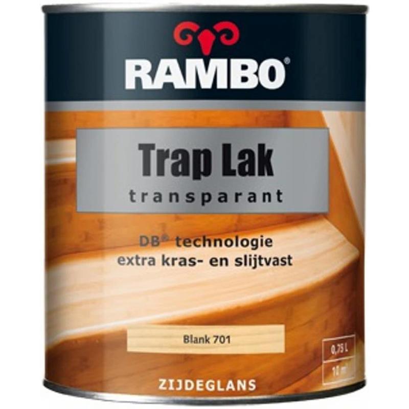 Rambo Trap Lak Transparant 2.5 Liter
