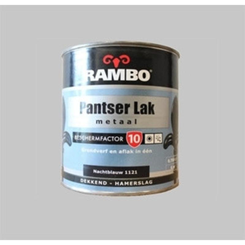 Rambo Pantserlak Metaal Hoogglans