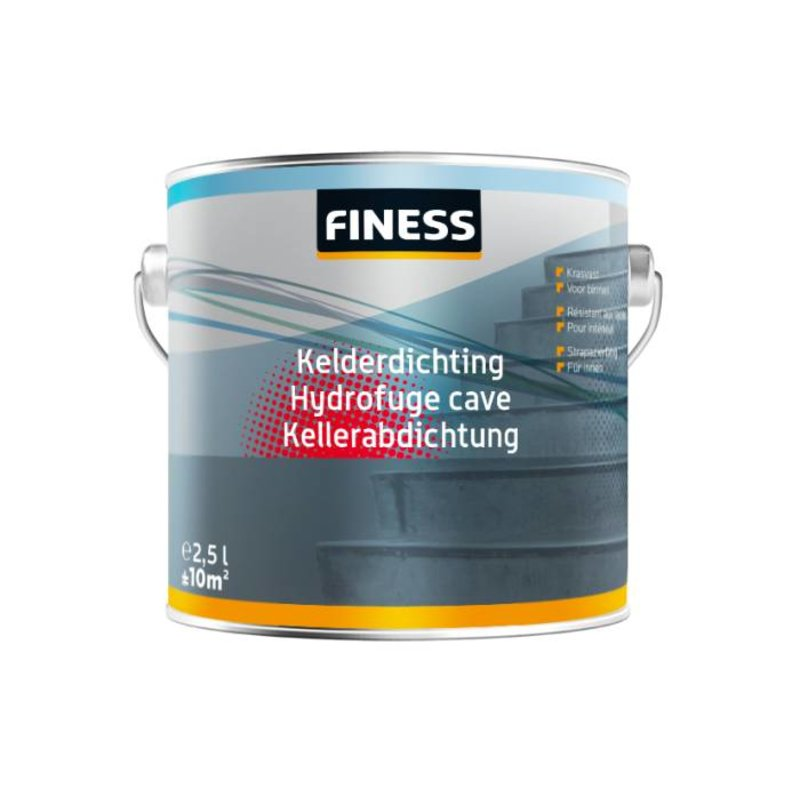Finess Finess Kelderdichting 2.5 L